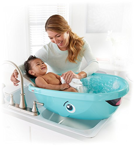 fisher price whale of a tub bathtub white parental guide. Black Bedroom Furniture Sets. Home Design Ideas