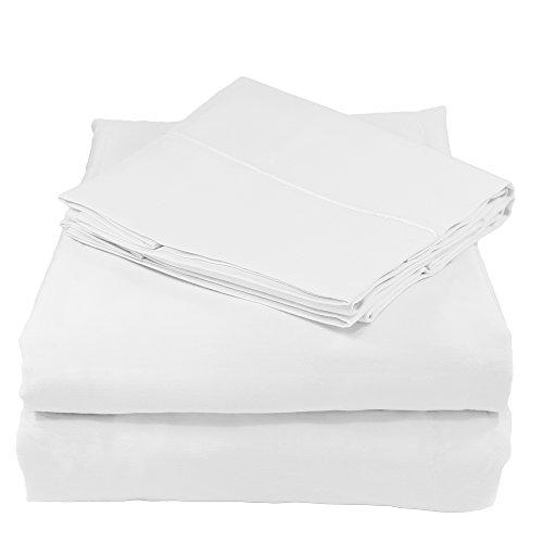 whisper organics bed sheets organic 100 cotton sheet set 300 thread count 4 piece fitted sheet flat sheet 2 pillowcases