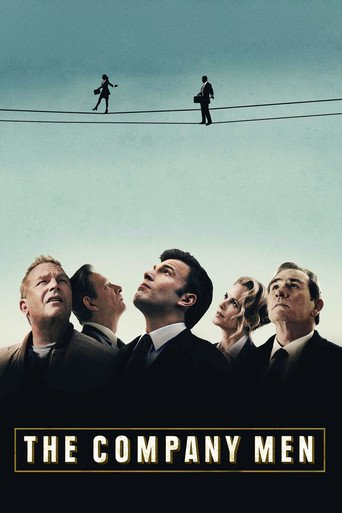 """Poster for the movie """"The Company Men"""""""