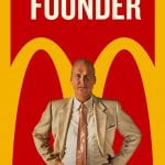 "Poster for the movie ""The Founder"""