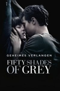 "Poster for the movie ""Fifty Shades of Grey"""