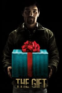 "Poster for the movie ""The Gift"""