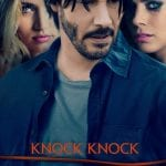 "Poster for the movie ""Knock Knock"""
