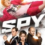 "Poster for the movie ""Spy"""