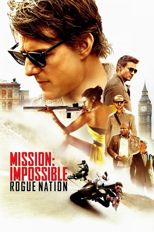 A song from the film mission impossible