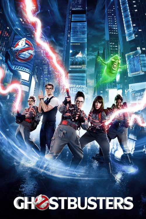 "Poster for the movie ""Ghostbusters"""