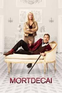 """Poster for the movie """"Mortdecai"""""""