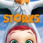 "Poster for the movie ""Storks"""