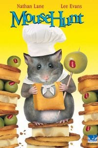 """Poster for the movie """"MouseHunt"""""""