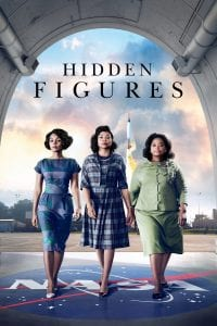 """Poster for the movie """"Hidden Figures"""""""