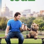 "Poster for the movie ""Ted 2"""