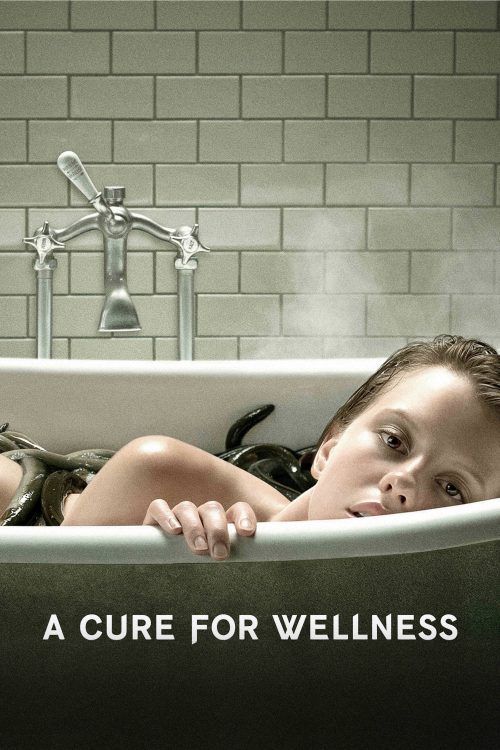 """Poster for the movie """"A Cure for Wellness"""""""