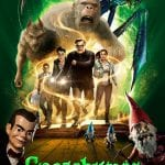 "Poster for the movie ""Goosebumps"""