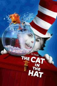 "Poster for the movie ""The Cat in the Hat"""