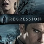 "Poster for the movie ""Regression"""