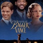 "Poster for the movie ""The Legend of Bagger Vance"""