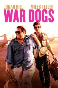 "Poster for the movie ""War Dogs"""