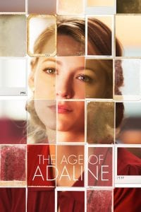 "Poster for the movie ""The Age of Adaline"""