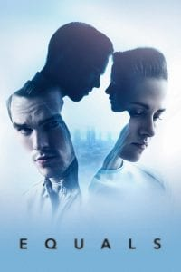 "Poster for the movie ""Equals"""