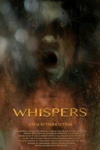 "Poster for the movie ""Whispers"""
