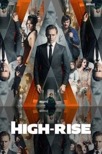 """Poster for the movie """"High-Rise"""""""