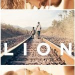 """Poster for the movie """"Lion"""""""
