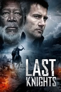 "Poster for the movie ""Last Knights"""