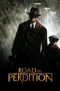 "Poster for the movie ""Road to Perdition"""
