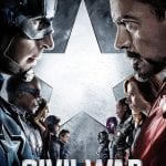"""Poster for the movie """"Captain America: Civil War"""""""