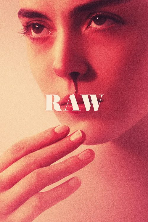 """Poster for the movie """"Raw"""""""