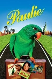 "Poster for the movie ""Paulie"""