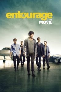 "Poster for the movie ""Entourage"""