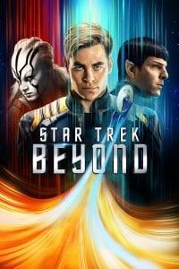 "Poster for the movie ""Star Trek Beyond"""