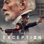 "Poster for the movie ""The Exception"""