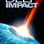 "Poster for the movie ""Deep Impact"""