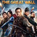 "Poster for the movie ""The Great Wall"""