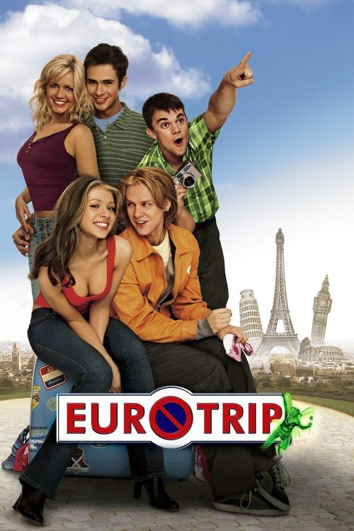 """Poster for the movie """"EuroTrip"""""""