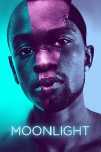 """Poster for the movie """"Moonlight"""""""