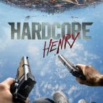 """Poster for the movie """"Hardcore Henry"""""""