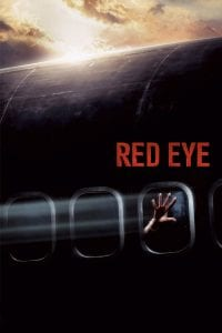 "Poster for the movie ""Red Eye"""