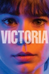 "Poster for the movie ""Victoria"""