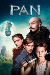 "Poster for the movie ""Pan"""