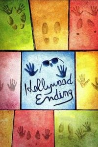 """Poster for the movie """"Hollywood Ending"""""""
