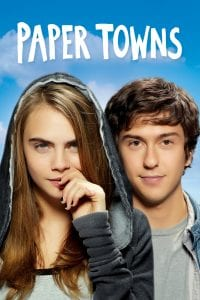 "Poster for the movie ""Paper Towns"""