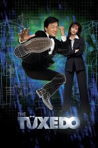 "Poster for the movie ""The Tuxedo"""
