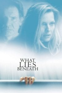 "Poster for the movie ""What Lies Beneath"""