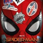 """Poster for the movie """"Spider-Man: Far from Home"""""""