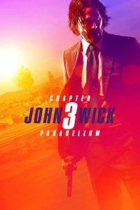 "Poster for the movie ""John Wick: Chapter 3 – Parabellum"""