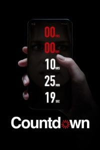 "Poster for the movie ""Countdown"""