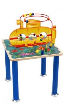 Anatex-Submarine-Rollercoaster-Table-0